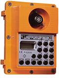Взрывозащищенный телефон TLS214